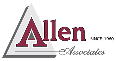 Allen Associates Retina Logo